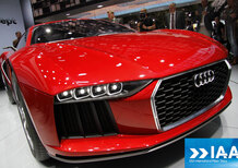 Salone di Francoforte 2013: le concept che anticipano l'auto del futuro