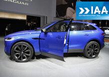 Salone di Francoforte 2013: il trionfo dei SUV