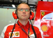Domenicali: «Sono soddisfatto del terzo posto di Alonso»