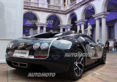 new concept 5e9d7 b9eca Brungs: «Veyron quasi sold out. La futura Bugatti? Una nuova ...