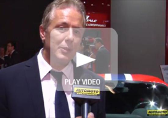 Il video delle novità Ferrari al Salone di Francoforte 2013