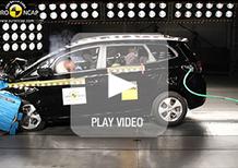 Crash test 2013: cinque stelle per Kia Carens e Qoros 3 Sedan