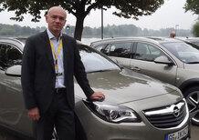 Nicola Benai: «Nuova Opel Insignia? Più contenuti allo stesso prezzo»