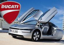 Volkswagen: una sportiva leggerissima con motore Ducati