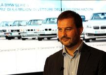 Toffanin: «Vendute 1 milione di BMW Serie 5 in tre anni. E ora la F10 è ancora più ricca»