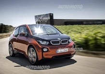 "BMW: i3 e C evolution a Roma per ""Tennis & Friends"