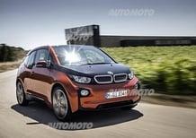 """BMW: i3 e C evolution a Roma per """"Tennis & Friends"""