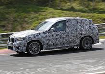 BMW X3 M 2017: spiata al Ring l'anti-Stelvio Quadrifoglio [Video]