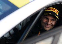 Andreucci: «Il Rally Italia Sardegna ce l'ho nel cuore. Ma quest'anno sarà ancora più dura»