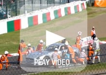 Formula 1: a Suzuka pit stop anche per la Safety Car