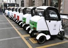 Milano: a novembre tessera gratuita per i quadricicli elettrici