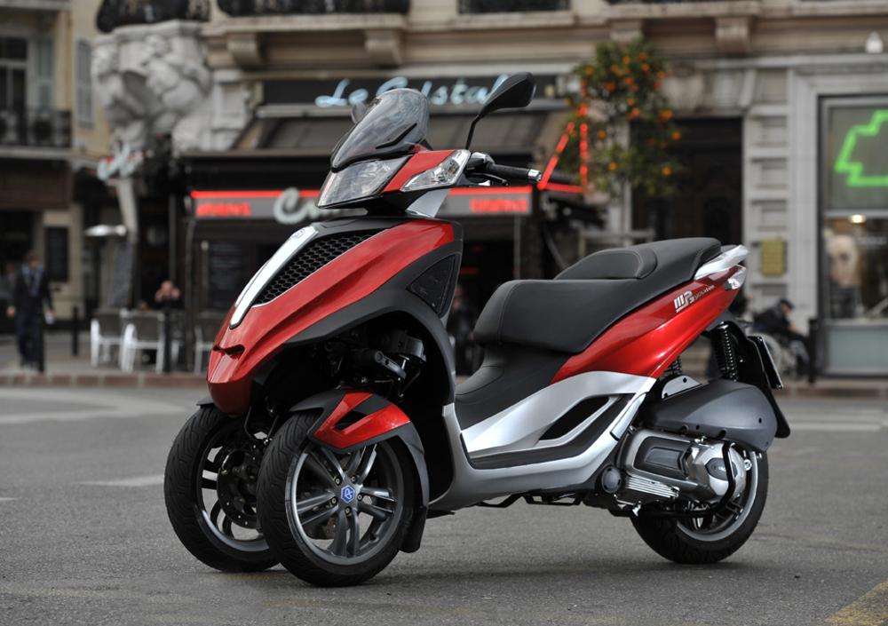 Piaggio Mp3 300 ie Yourban ERL (2011 - 17)