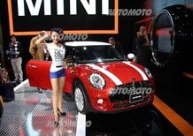 Mini al Tokyo Motor Show 2013