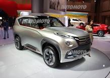 Mitsubishi al Tokyo Motor Show 2013