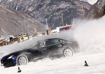 Maserati Winter Tour 2013