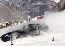 Maserati Winter Tour 2013