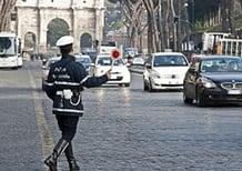 Roma: blocco del traffico nella giornata di giovedì 19 dicembre