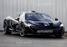 McLaren P1 by Gemballa