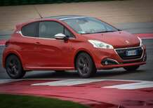 Peugeot 208 GTI restyling (208 CV) [Video Primo Test]