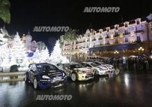 Mondiale Rally 2014: tutto pronto per il via da Montecarlo