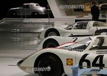 Porsche-Museum: un viaggio nel cuore della Casa di Zuffenhasuen