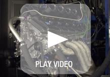 Volvo: ecco il motore della S60 che correrà nel V8 Supercars