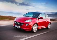 Opel Adam: ora anche con il tre cilindri da 1.0 litro