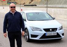 Wyhinny: «Seat Leon è cresciuta del 110% in Italia. E ora arriva la Leon Cupra da 280 CV»
