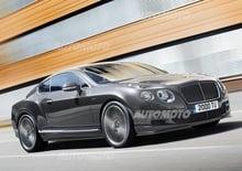 Bentley Continental GT Speed: ora con 635 CV