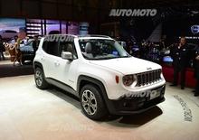 Jeep al Salone di Ginevra 2014