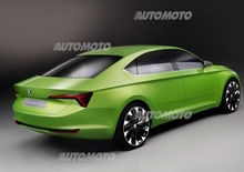 Skoda VisionC concept: ecco tutte le immagini