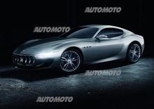 Maserati Alfieri concept: anticipa una futura sportiva GT