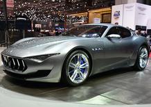 Wester, Maserati: «Alfieri? E' un nome perfetto per una supersportiva così raffinata»