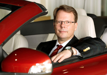 Mertens: «Niente bottoni, solo un touchscreen. Abbiamo rivoluzionato gli interni delle Volvo»