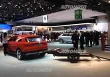 Giugiaro: a Ginevra un carrello per il trasporto della Ducati 1199 Panigale