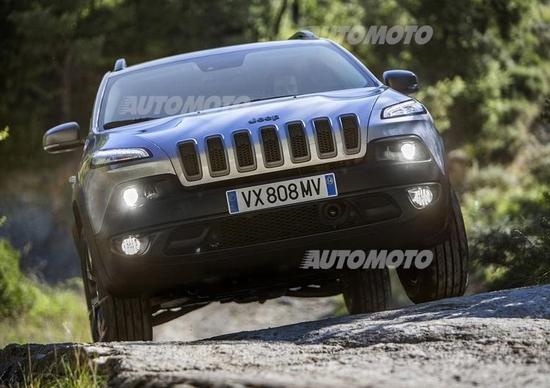 Nuova Jeep Cherokee: listino prezzi