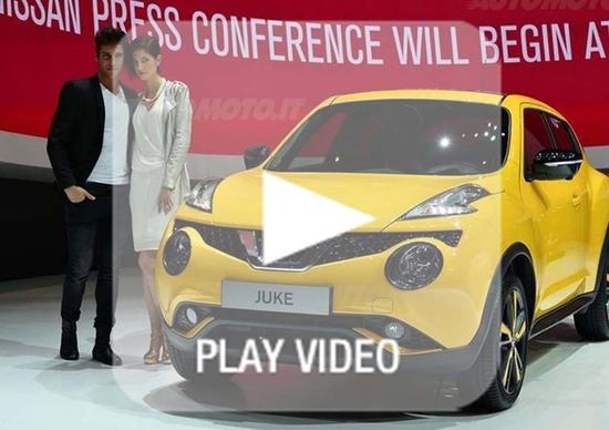 Bruno Mattucci ci parla delle novità Nissan al Salone di Ginevra