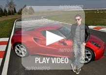 Alfa Romeo: Jorge Lorenzo è il nuovo testimonial per il 2014