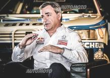 Carlos Sainz: «Torno alla Dakar con Peugeot. Non posso resistere a un tale richiamo»
