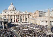 Roma: il piano mobilità e servizi per la canonizzazione dei pontefici del 26-27 aprile,