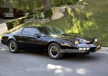 Supercar: in vendita una replica di KITT appartenuta ad Hasselhoff
