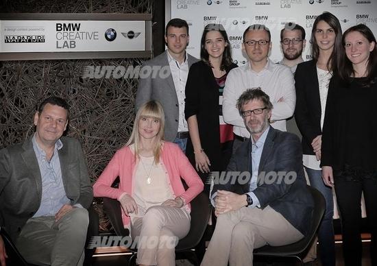 BMW Creative Lab 2014 powered by Napapijri