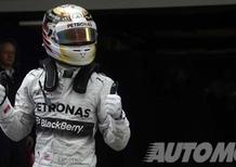 F1 Cina 2014: Hamilton vince a Shanghai. Alonso è terzo