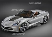 Corvette Atlantic e Pacific edition