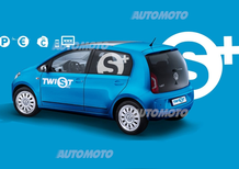 Car sharing a Milano: arriva Twist con le Volkswagen up!
