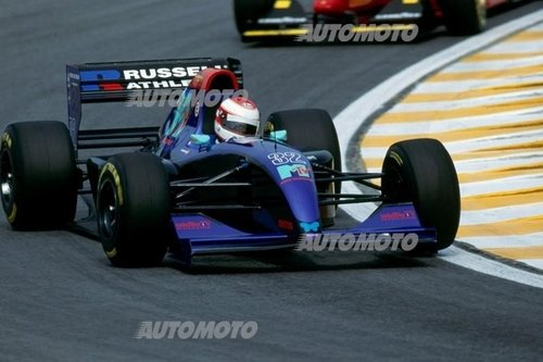 25° morte Roland Ratzenberger: 30 aprile nero per la F1 [video] (2)