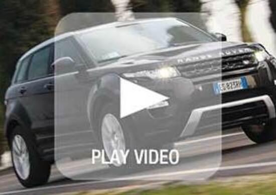 Range Rover Evoque 9 marce - Prove - Automoto it