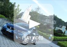 Ecorally 2014, Day 1: la Seat Leon TGI si trasforma in un'auto da corsa