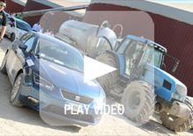 Ecorally 2014, Day 2: 12 ore di gara (sempre a metano) con la Seat Leon TGI
