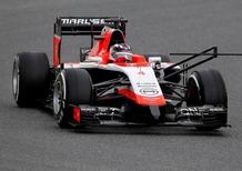Formula 1: Chilton domina la prima giornata di test a Barcellona